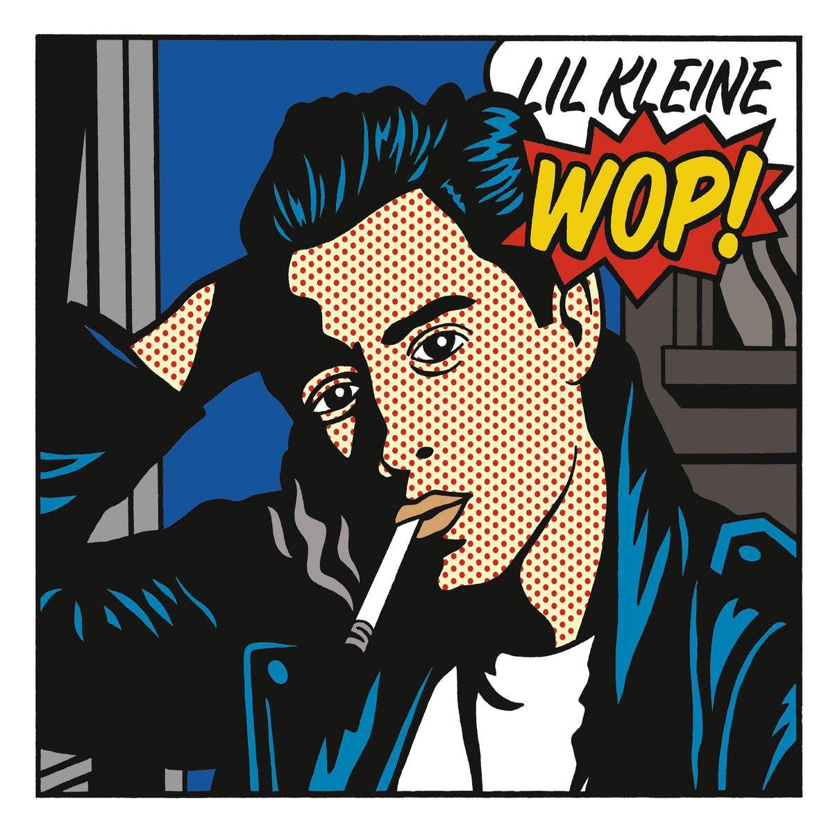 Lil' Kleine - Wop! album cover