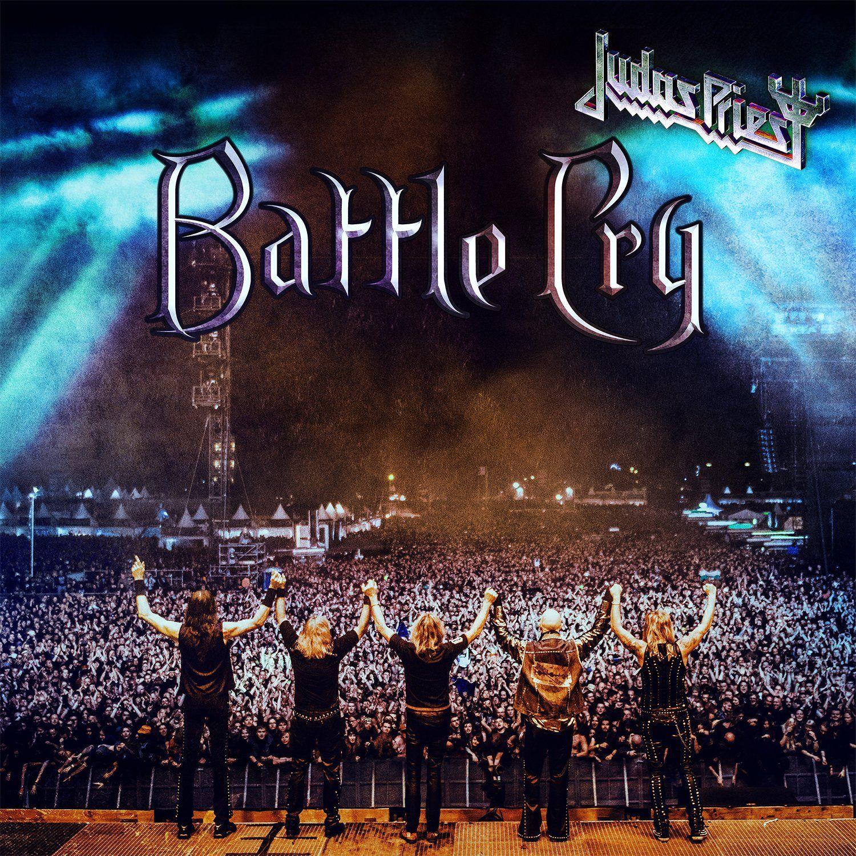 Judas Priest - Battle Cry album cover