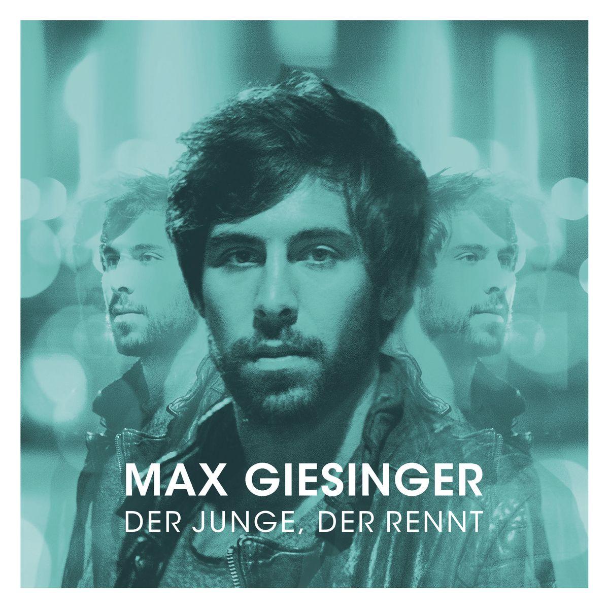 Max Giesinger - Der Junge, Der Rennt album cover