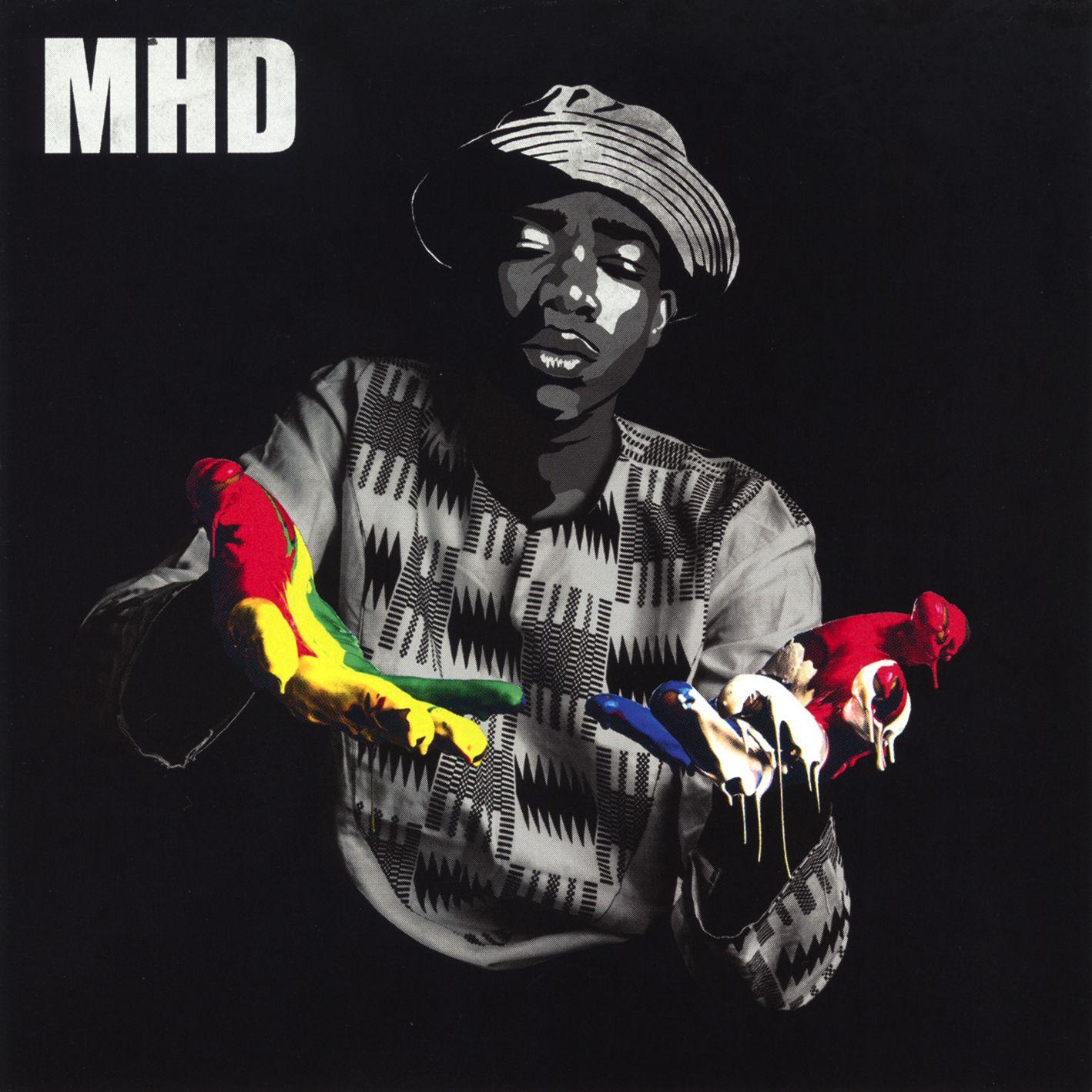 MHD - MHD album cover