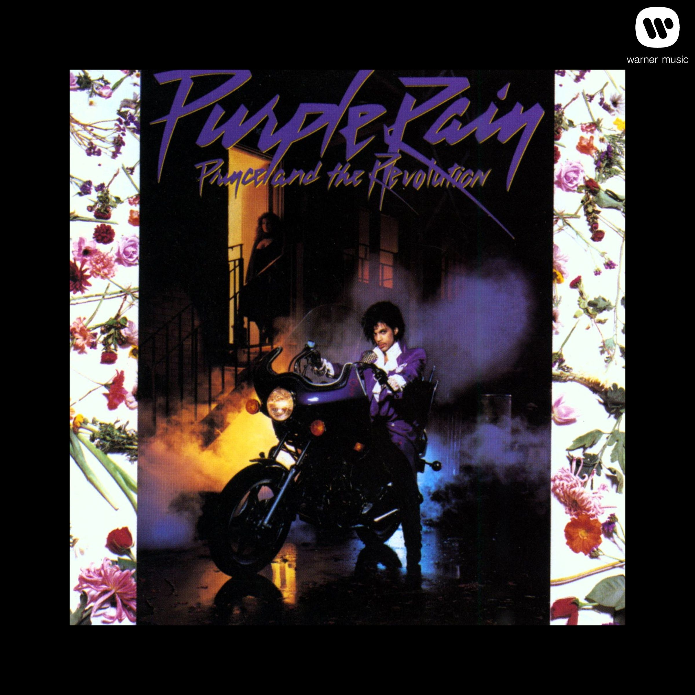Prince - Purple Rain album cover