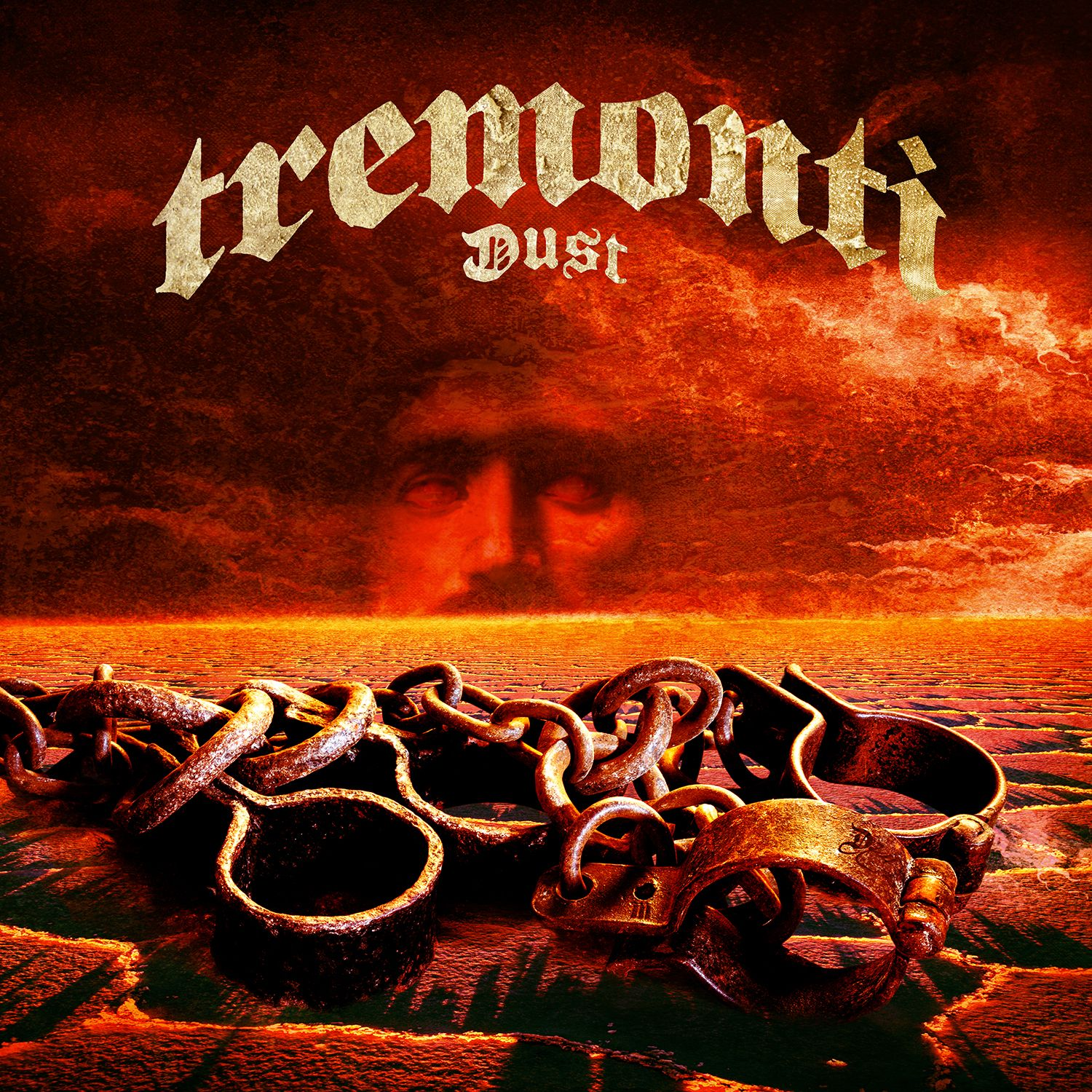Tremonti - Dust album cover