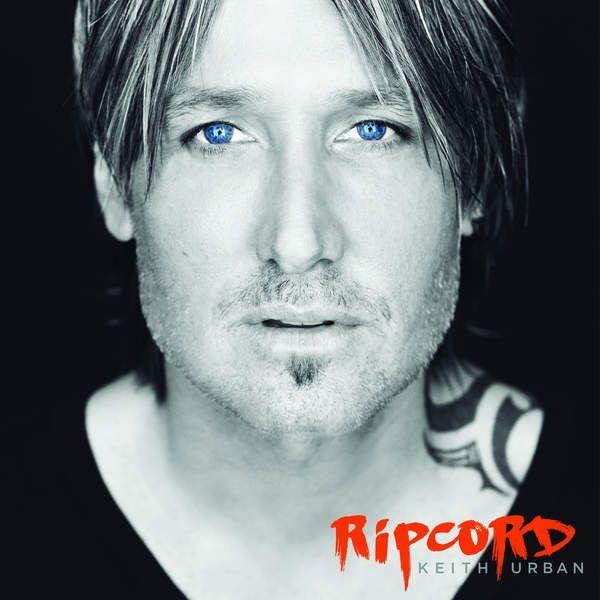 Keith Urban - Ripcord album cover