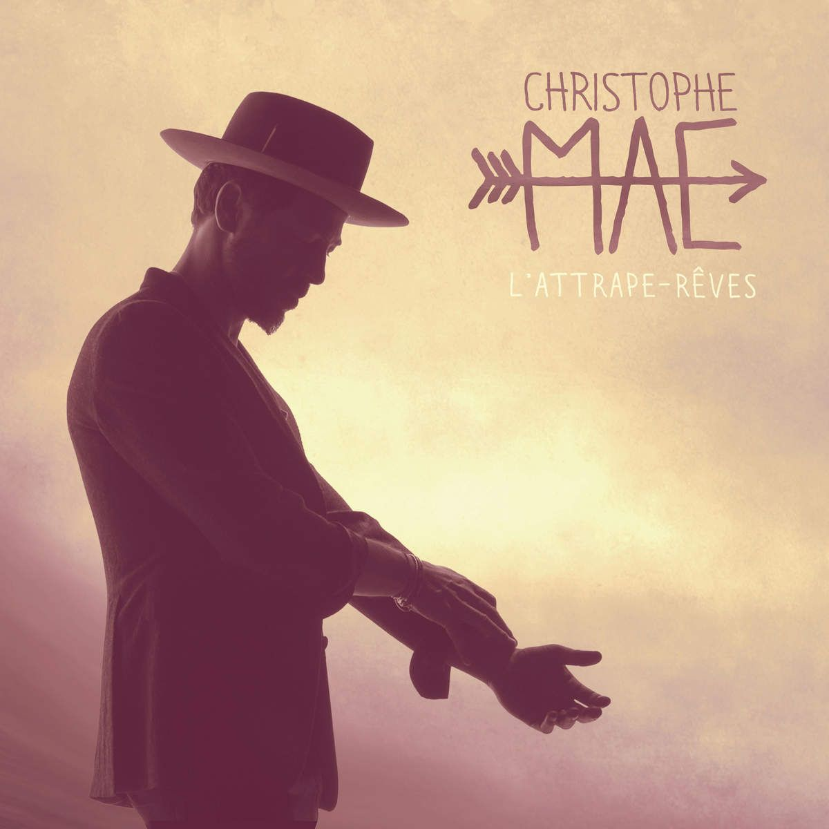 Christophe Maé - L'attrape-rêves album cover