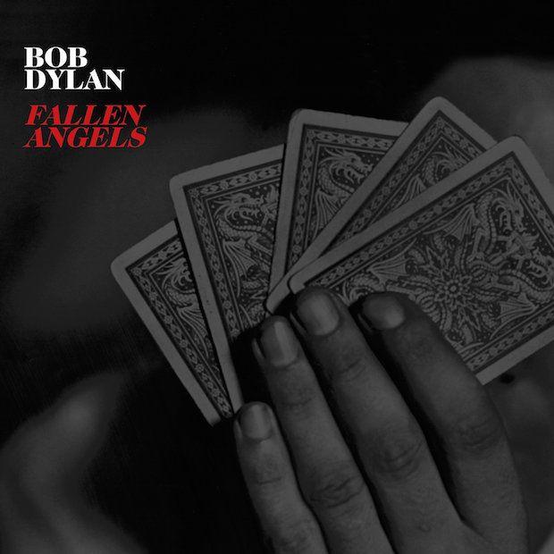 Bob Dylan - Fallen Angels album cover