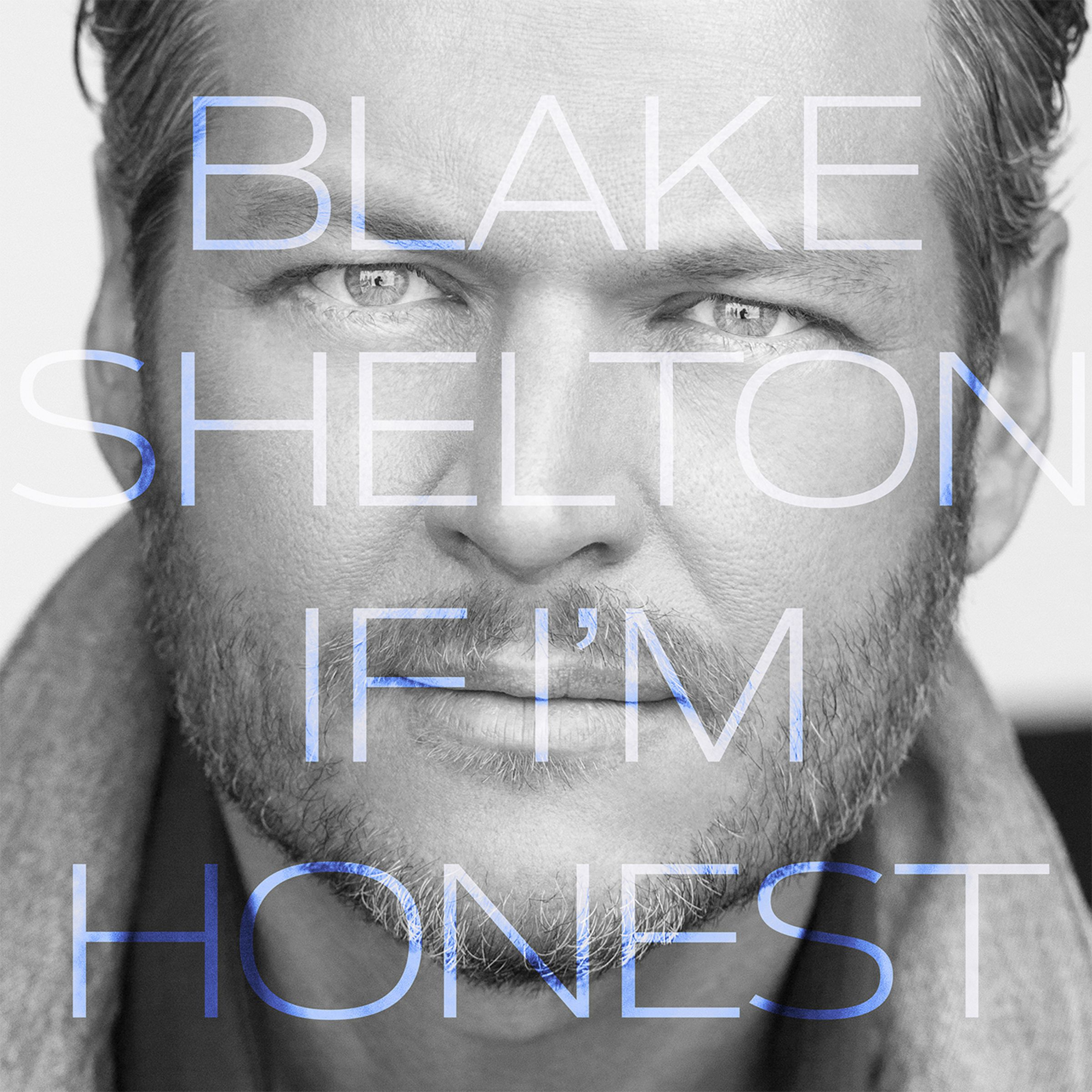 Blake Shelton - If I'm Honest album cover